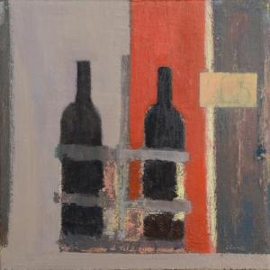 Claret and Bordeaux, 2017 by Michael G. Clark