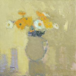 Flowers from the walled garden, 2014 by Michael G. Clark