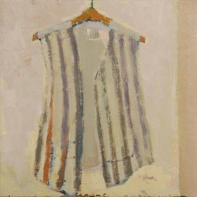 Italian silk waistcoat, 2017