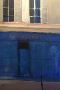 La Corde Pinc� 2015 by Michael G. Clark