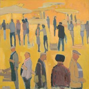 Market Day, 2017 by Michael G. Clark