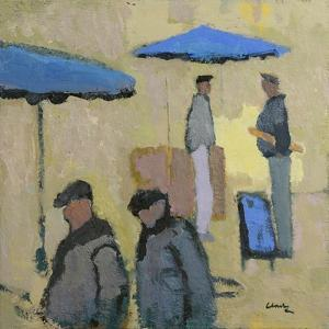 Tuesday is Market Day, 2016 by Michael G. Clark