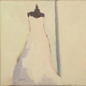 Wedding Dress, 2017 by Michael G. Clark