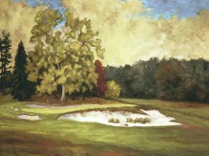 After the Rain at Merion by Michael G^ Miller