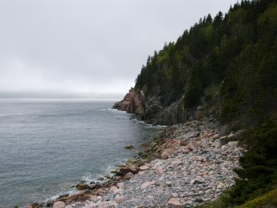 Beach at Middle Head, Cape Breton Highlands National Park, Cabot Trail Near Ingonish