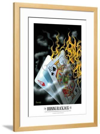 Burning Blackjack