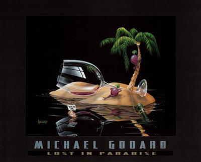 Lost in Paradise by Michael Godard