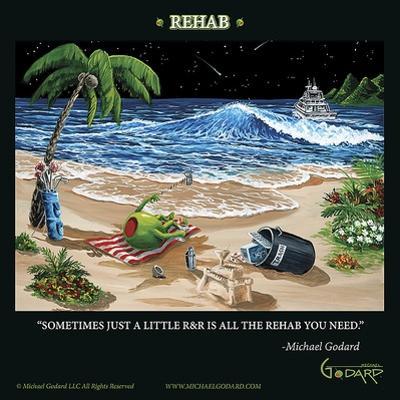 Rehab by Michael Godard