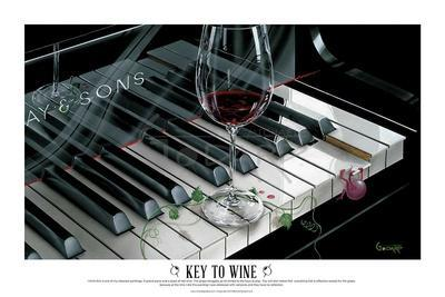 The Key to Wine