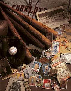 Baseball II by Michael Harrison