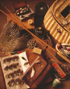 Fishing I by Michael Harrison