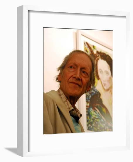Michael Horovitz-Veronique Dubois-Framed Photographic Print