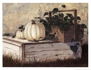 White Pumpkins by Michael Humphries