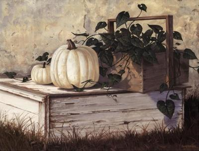 White Pumpkins by Michael Humphries