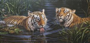Tigers by Michael Jackson