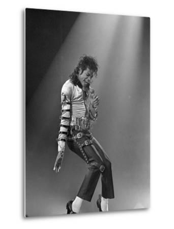 Michael Jackson--Metal Print