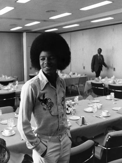 Michael Jackson-Norman Hunter-Photographic Print