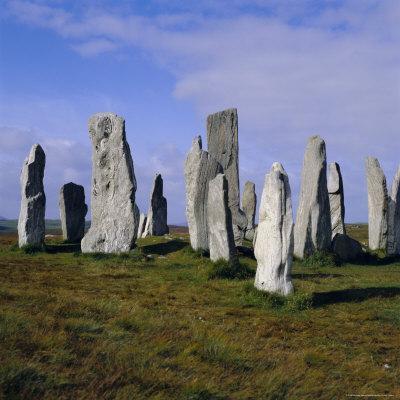 Callanish Standing Stones, Lewis, Outer Hebrides, Scotland, UK, Europe