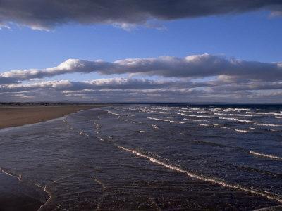 Chariots of Fire Beach, St. Andrews, Fife, Scotland, United Kingdom