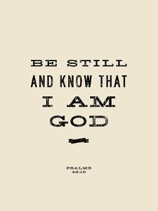 Be Still by Michael Jon Watt