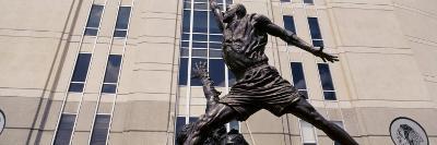Michael Jordan Statue, United Center, Chicago, Illinois, USA--Photographic Print