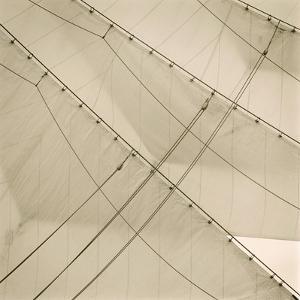 Head Sails of a Tall Ship by Michael Kahn