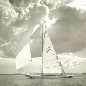 Sunlit Sails I by Michael Kahn