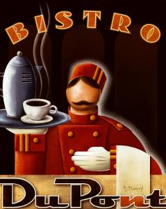 Bistro DuPont by Michael L^ Kungl