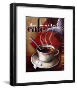 Cafe de Matin by Michael L^ Kungl