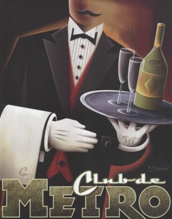 Club de Metro by Michael L^ Kungl