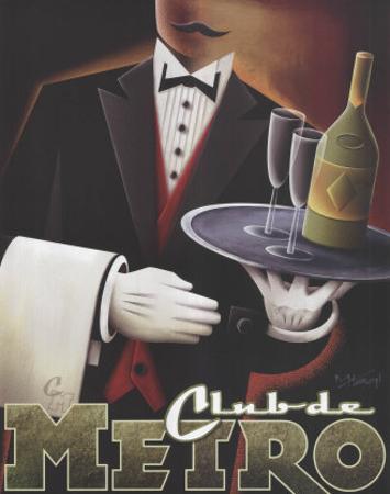 Club de Metro by Michael L. Kungl