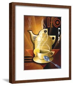 Deco Tea by Michael L^ Kungl
