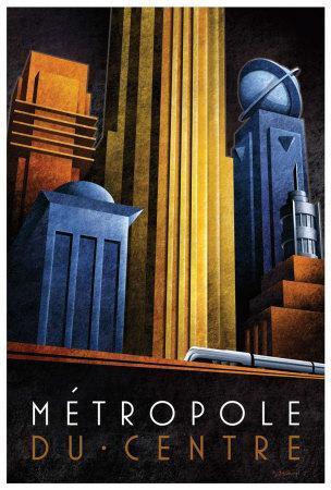Metropole du Centre