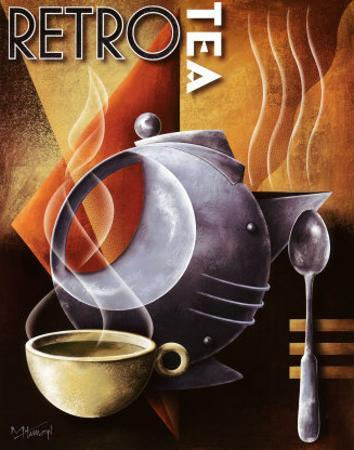 Retro Tea by Michael L. Kungl