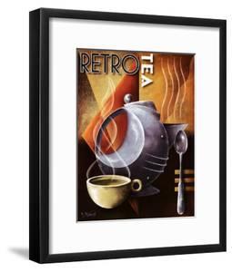 Retro Tea by Michael L^ Kungl