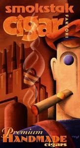 Smokstak Cigar Faktori by Michael L. Kungl