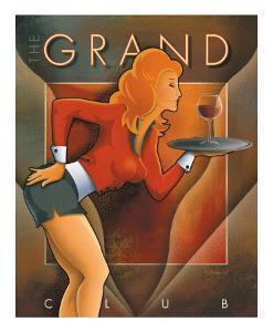 The Grand Club by Michael L^ Kungl