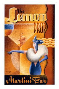 The Lemon Drop Martini Bar by Michael L^ Kungl