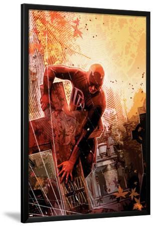 Daredevil No.83 Cover: Daredevil