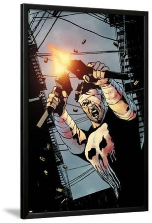 The Punisher No.7 Cover: Punisher