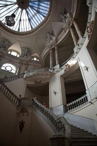 The Staircase in the Gran Teatro De La Habana by Michael Lewis