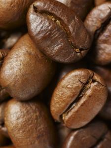 Roasted Coffee Beans by Michael Löffler