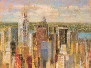 Cityscape II by Michael Longo