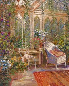 Conservatory I by Michael Longo