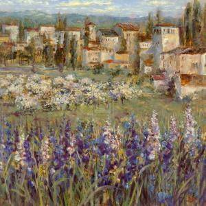 Provencal Village II by Michael Longo