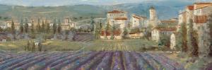 Provencal Village by Michael Longo