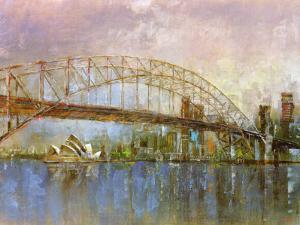 Sydney Harbour by Michael Longo
