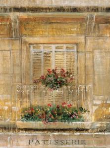 The Balcony by Michael Longo