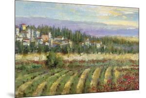 Tuscan Spring II by Michael Longo