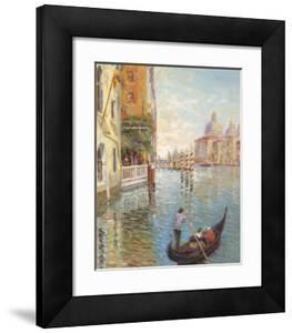 Venetian Memories by Michael Longo
